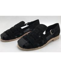 Женские сандалии Chanel (Шанель) Cruise Black