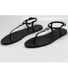 Женские сандалии Chanel (Шанель) Cruise New Black