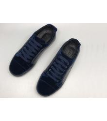 Женские кроссовки Chanel EX Sport (Шанель) Blue