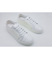 Женские кроссовки Chanel EX Sport (Шанель) White