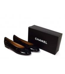 Балетки Chanel (Шанель) Low Black Women