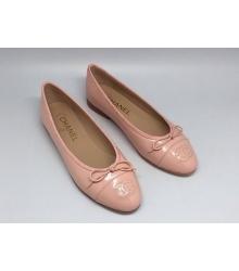 Балетки Chanel (Шанель) Low Pink/ Pink