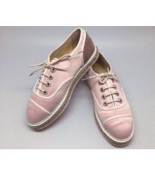 Женские кеды Chanel Low Pink