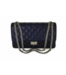 Женская сумка Chanel (Шанель) Medium Black/Leather