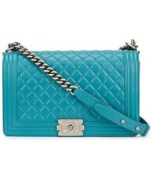 Женская сумка Chanel (Шанель) Medium Light Blue