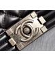 Сумка женская Chanel (Шанель) New Medium Boy на цепочке Black