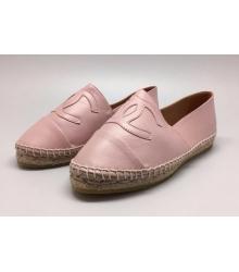 Эспадрильи Chanel Pink