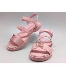 Сандалии Chanel (Шанель) Pink