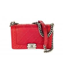 Женская сумка Chanel (Шанель) Medium Red