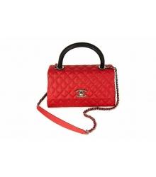 Женская сумка Chanel (Шанель) Red