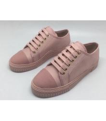 Кеды Chanel (Шанель) спорт Pink