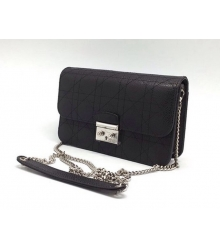 Женская сумка Christian Dior (Кристиан Диор) Black