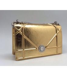 Сумка женская Christian Dior (Кристиан Диор) Gold