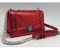 Сумка женская Christian Dior (Кристиан Диор) Red