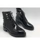 Ботинки женские Christian Dior (Кристиан Диор) High Black