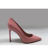 Женские туфли Christian Dior (Кристиан Диор) кожаные Pink