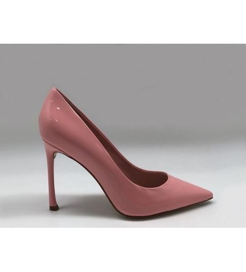 eb46ac357633 Женские туфли Christian Dior (Кристиан Диор) кожаные Pink - 15 950 ...