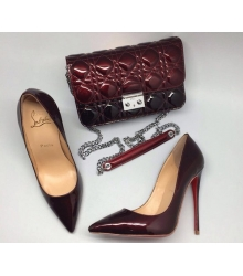 Женские туфли Christian Louboutin Cherry