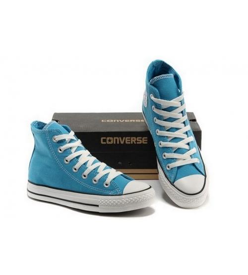 Кеды Converse All stars Classic High Blue