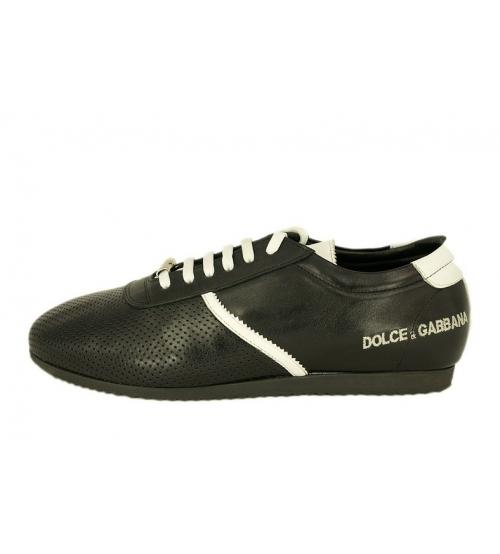 Кроссовки Dolce&Gabbana (Дольче Габбана) брендовые New Black
