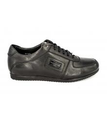 Ботинки мужские Dolce&Gabbana (Дольче Габбанна) Low Black