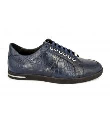 Кроссовки мужские Dolce&Gabbana (Дольче Габбанна) Low Blue