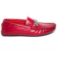 Мокасины Dolce & Gabbana (Дольче Габбана) Red