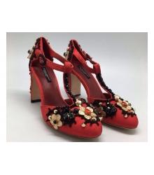 Женские туфли Dolce&Gabbana Red