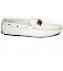 Мокасины Dolce & Gabbana (Дольче Габбана) White