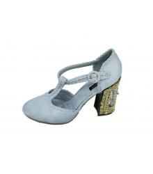 Женские туфли Dolce & Gabbana (Дольче Габбана) White
