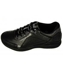 Ботинки осенние Ecco Biom (Екко) Full Black/Black