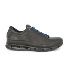 Ботинки осенние Ecco Biom (Екко) Low Full Black/Blue