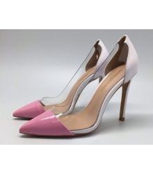 Женские туфли Gianvito Rossi Pink/White