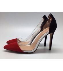 Женские туфли Gianvito Rossi Black/Red