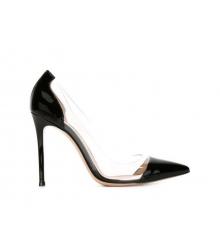 Женские туфли Gianvito Rossi Black leather