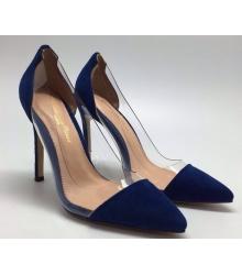 Женские туфли Gianvito Rossi Blue