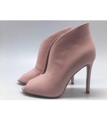 Ботильоны Gianvito Rossi (Джанвито Росси) Pink