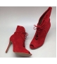 Ботильоны Gianvito Rossi (Джанвито Росси) Red