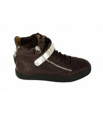 Ботинки Giuseppe Zanotti (Джузеппе Занноти) Brown High
