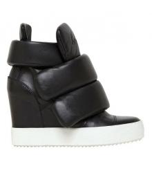 Ботинки женские Giuseppe Zanotti (Дзужеппе Занотти) Black