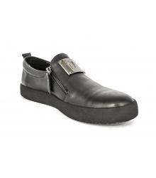 Осенние ботинки Giuseppe Zanotti Black Monolith II