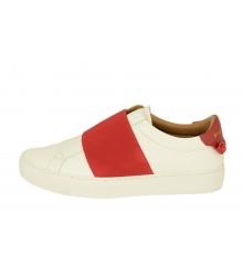 Кроссовки женские Givenchy (Живанши) White/Red