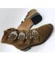 Женские ботинки Givenchy (Живанши) замшевые Brown