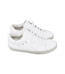Кеды Golden Goose Deluxe Brand Full White