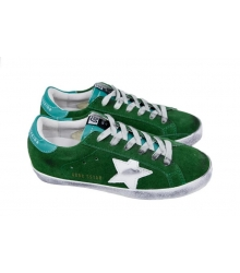 Кроссовки Golden Goose Deluxe Brand Green