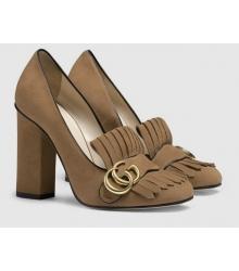 Туфли женские Gucci Beige