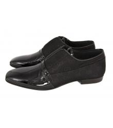 Туфли мужские Gucci (Гуччи) Black