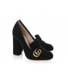 Туфли женские Gucci Black