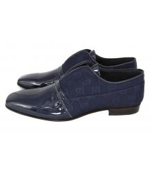 Туфли мужские Gucci (Гуччи) Blue