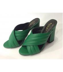 Сабо Gucci (Гуччи) Green